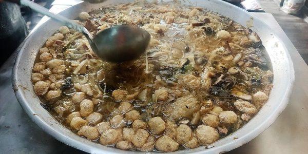 高雄岡山菜尾湯